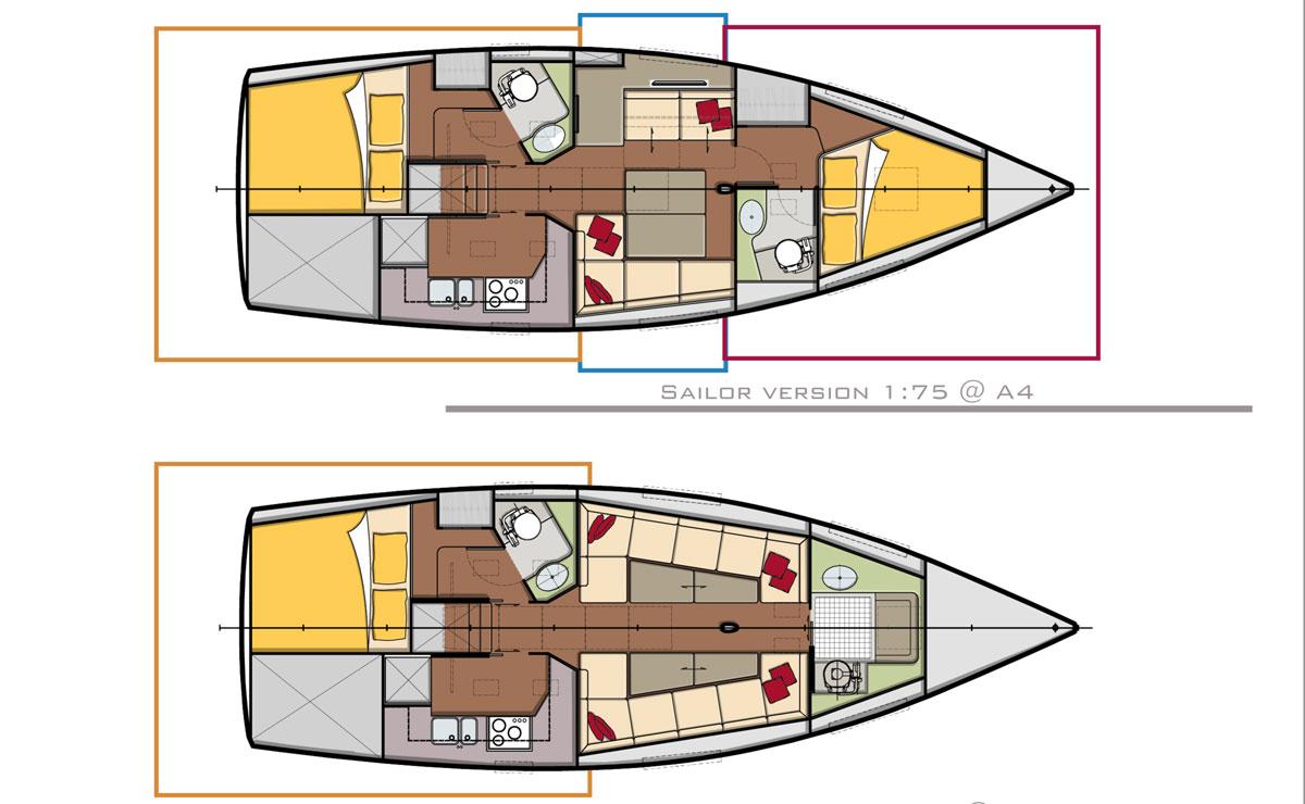 studio sculliss 33 39 suite cruise studio sculli. Black Bedroom Furniture Sets. Home Design Ideas
