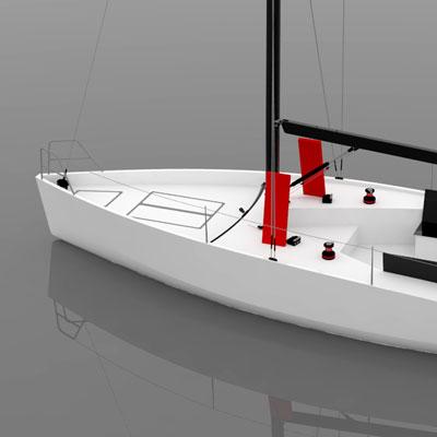 Scuola Vela – Day Sailer Concept