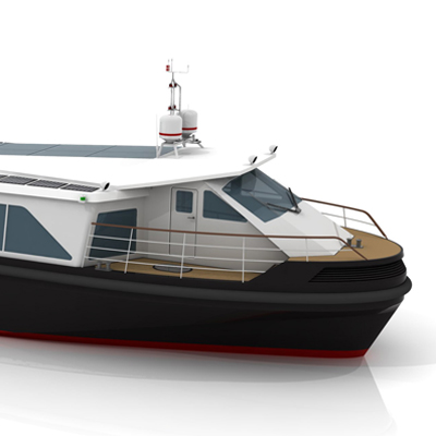 ASV BB Green – Eco Passenger Vessel