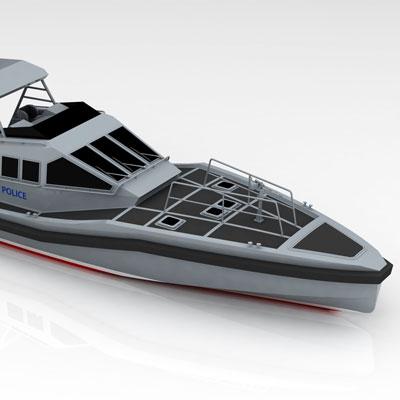 Patrol Boat 15m